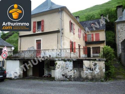 Vente - Maison de village 9 pièces - 153 m2 - Nay - Photo