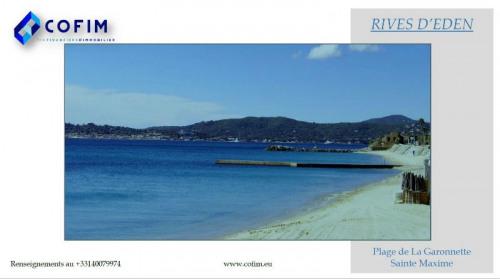 New home sale - Programme - Sainte Maxime - Photo