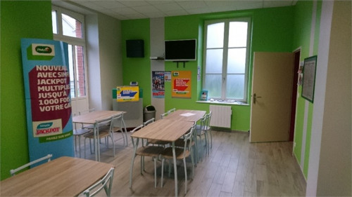 Vente fonds de commerce - Boutique 23 pièces - 600 m2 - Saint Malo - Photo