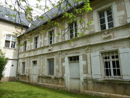 Vendita - Castello 11 stanze  - 450 m2 - Montrichard - Photo
