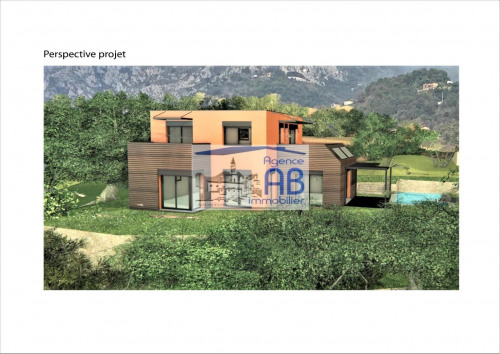 Vente - Terrain - 661 m2 - Menton - Photo