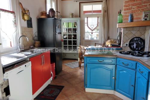 Verkauf - Anwesen 5 Zimmer - 132 m2 - Corneville sur Risle - Photo