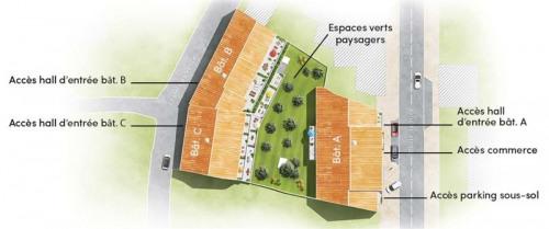 Verkauf - Wohnung 2 Zimmer - 38 m2 - Châteauneuf Grasse - Photo