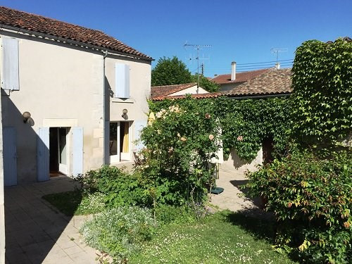 Vente maison / villa Chateaubernard 270 710€ - Photo 1