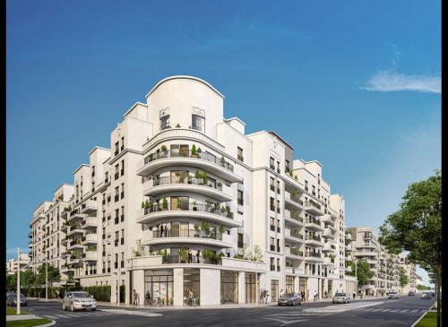 Sale - Duplex 3 rooms - 62.69 m2 - Saint Ouen - Photo