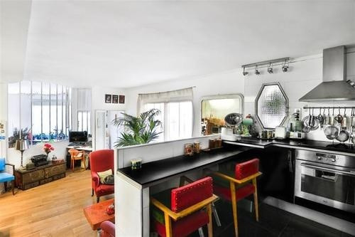 Vente appartement Paris 18ème 930 000€ - Photo 1