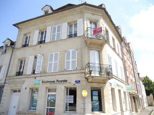 Rental - Shop 4 rooms - 82 m2 - Compiègne - Photo