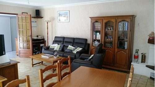 Sale house / villa 8 mn ouest cognac 192600€ - Picture 2
