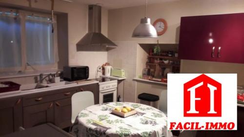 Vente - Maison / Villa 4 pièces - 133 m2 - Lindre Basse - Photo