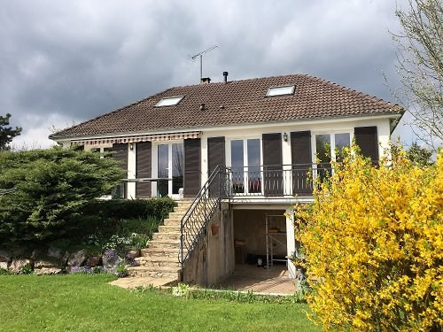 Sale house / villa Houdan 378 000€ - Picture 1