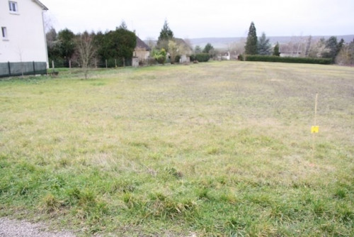 Vente - Terrain - 870 m2 - Aillant sur Tholon - Photo