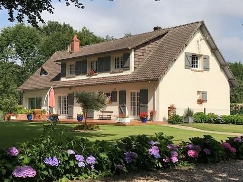 Sale house / villa Aubermesnil beaumais 355000€ - Picture 1