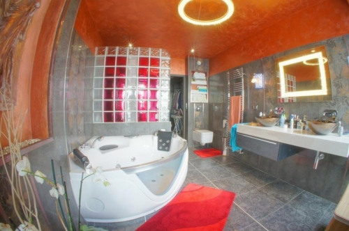 Deluxe sale - Contemporary house 6 rooms - 240 m2 - Menton - Photo