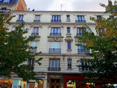 Sale apartment Vincennes 130 000€ - Picture 1