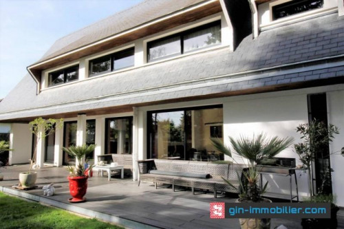 Vente - Villa 9 pièces - 240 m2 - Saint Martin de Boscherville - Photo