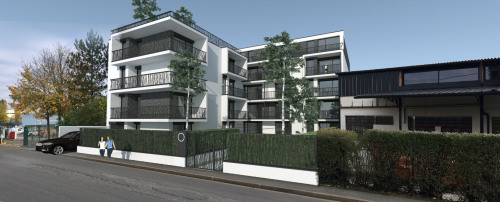 Neue Wohnung - Programme - Noisy le Grand - Photo
