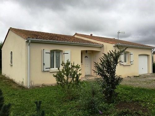 Vente maison / villa Mesnac 139100€ - Photo 1