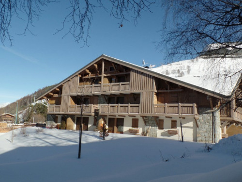 New home sale - Programme - Les Deux Alpes - Photo