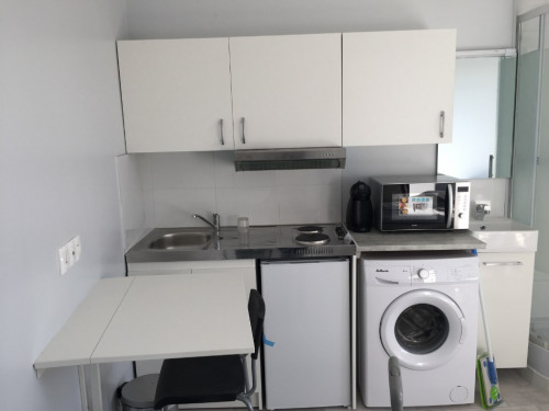 Location - Studio - 12,92 m2 - Malakoff - Photo