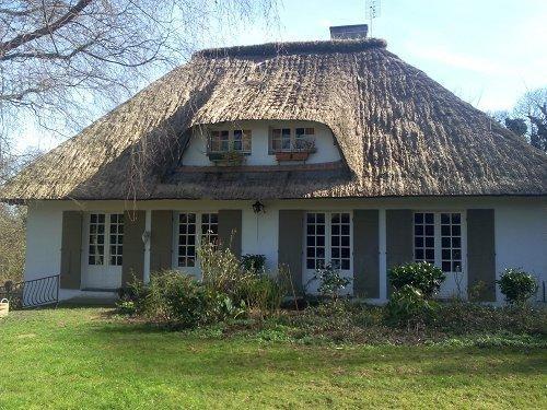 Sale house / villa Hautot/mer 363000€ - Picture 1