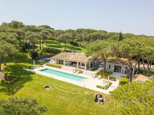 Verkoop van prestige  - buitenverblijf 10 Vertrekken - 388 m2 - Saint Tropez - Photo