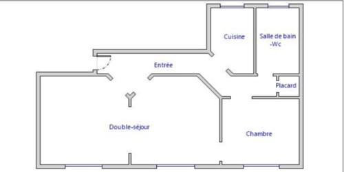 Vente appartement Paris 19ème 625000€ - Photo 11