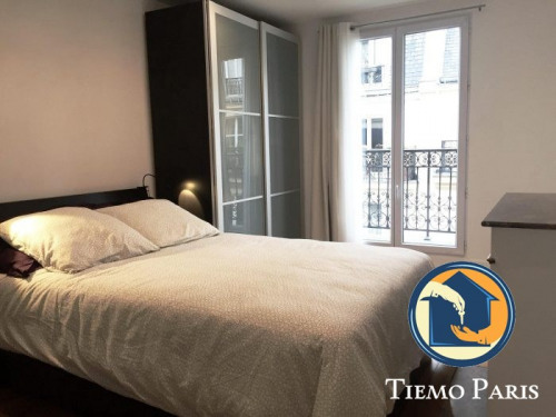 Location - Appartement 2 pièces - 45 m2 - Paris 11ème - Photo