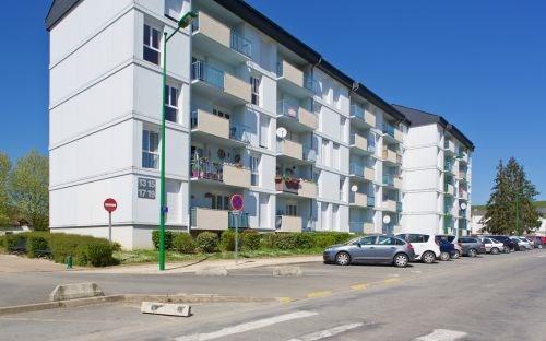 Location - Appartement 3 pièces - 72 m2 - Saint Amand Montrond - Photo