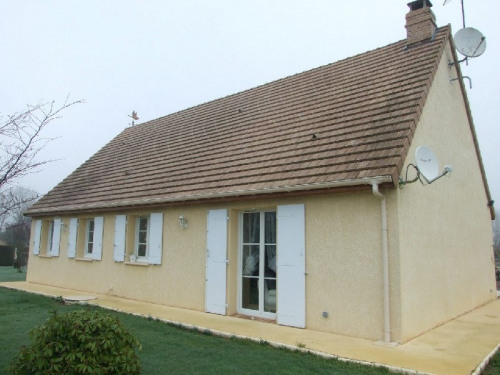 Vente - Maison traditionnelle 6 pièces - 159 m2 - Rugles - Photo