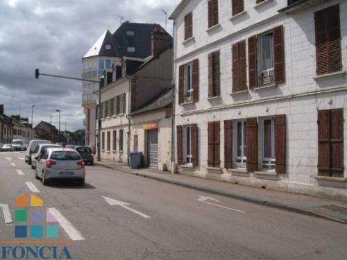 Location - Local commercial - 30 m2 - Evreux - Photo