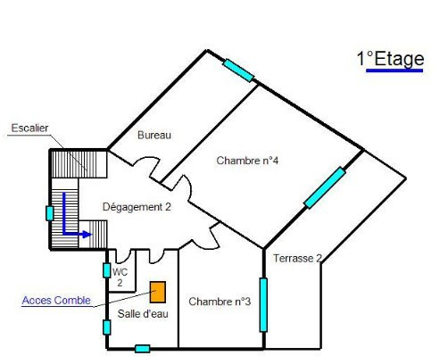 Deluxe sale house / villa Seillans 895000€ - Picture 41