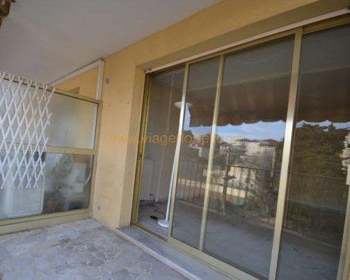 Verkoop  appartement Juan-les-pins 190000€ - Foto 11