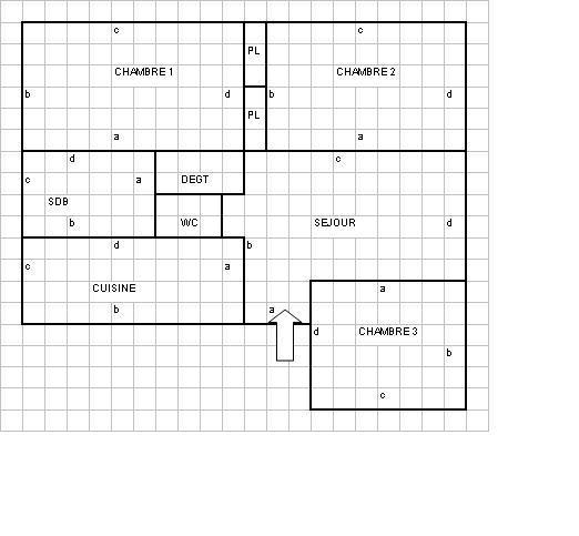 Location appartement Villefranche sur saone 532,42€ CC - Photo 2