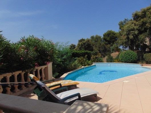 Vente de prestige maison / villa Six fours les plages 608000€ - Photo 1