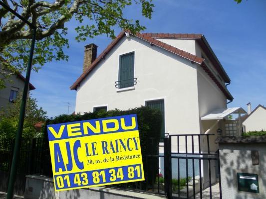 Sale house / villa Les pavillons-sous-bois 345000€ - Picture 1
