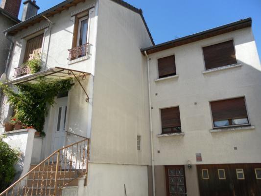 Sale house / villa Les pavillons-sous-bois 395000€ - Picture 1