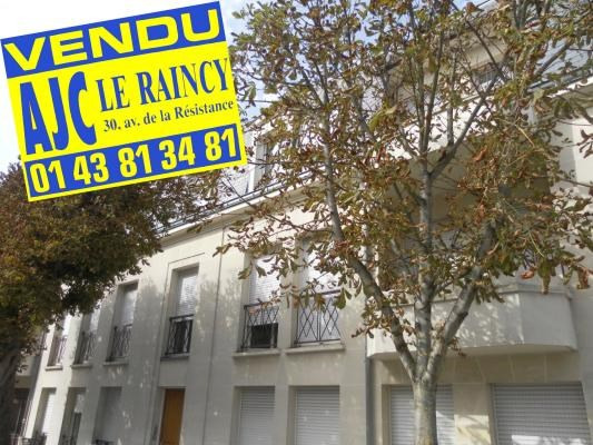 Vente appartement Le raincy 107 000€ - Photo 1