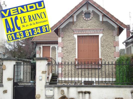 Vente maison / villa Gagny 249000€ - Photo 1