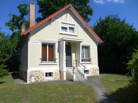 Sale house / villa Livry-gargan 312000€ - Picture 1