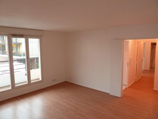 Location appartement Asnieres-sur-seine 1290€ CC - Photo 1