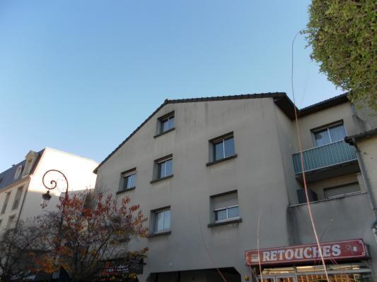 Rental apartment Les pavillons-sous-bois 750€ CC - Picture 1