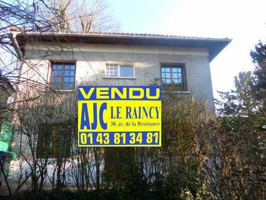 Vente maison / villa Le raincy 255000€ - Photo 1
