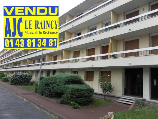 Sale apartment Livry-gargan 139 000€ - Picture 1