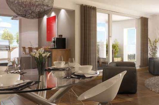 Sale apartment Toulouse 376000€ - Picture 1