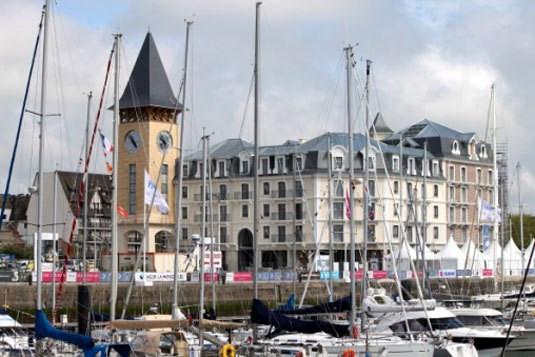 Vente appartement Deauville 210000€ - Photo 1