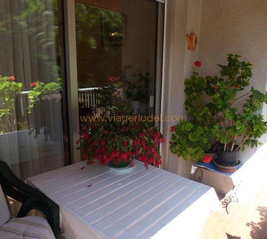 Vendita nell' vitalizio di vita appartamento Cagnes-sur-mer 55000€ - Fotografia 16