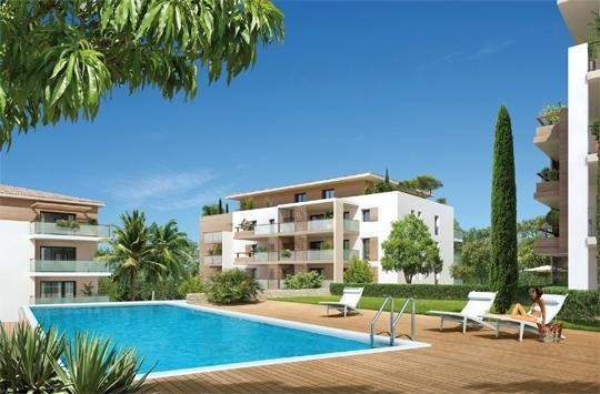 Sale apartment Saint-tropez 990 000€ - Picture 1