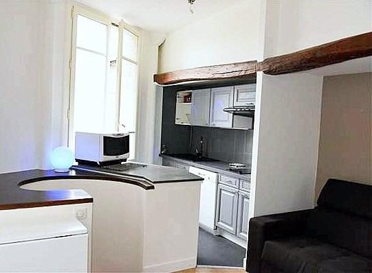 Vente appartement Paris 15ème 248000€ - Photo 2
