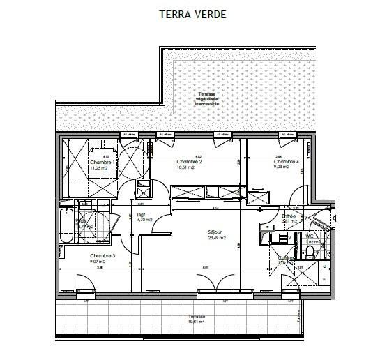 Sale apartment Livry-gargan 305000€ - Picture 2