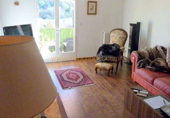Life annuity apartment Valbonne 105 000€ - Picture 2